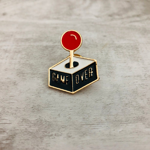 Pin Game Over