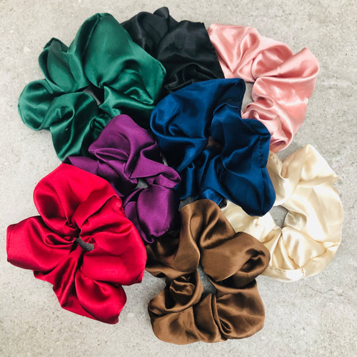 Hair Scrunchie - Jumbo