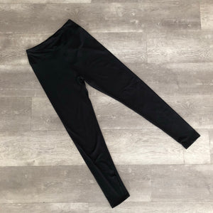 Leggings | Black Yoga Band