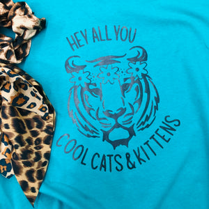 Prairie Soul Cool Cats and Kittens Tee