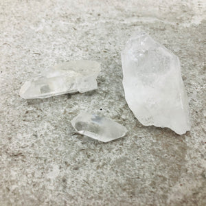 "Clear Quartz ""The Crystal Magnifier"""