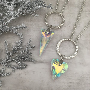 Aurora Ice Necklace
