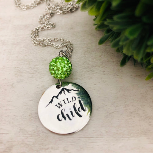 Wild Child Necklace
