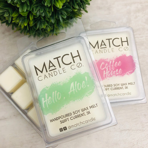 Match Soy Wax Melts | Spring + Summer