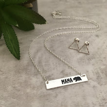 Dainty Necklace | Mama Bear
