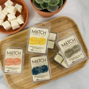 Match Soy Wax Melts Fall + Winter