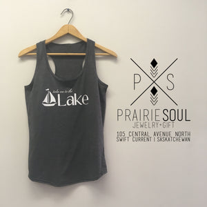 Prairie Soul Tank | Take Me to the Lake