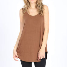 Tank Everyday Round Neck