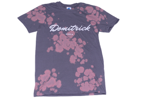 Bleach Out Domitrick Media T-shirt (Adult)