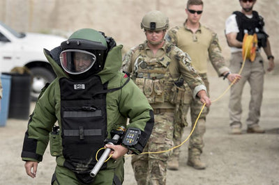 The Road to US EOD Operator