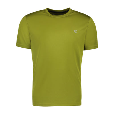 Warrior Athlete SS Tee - Jungle Green