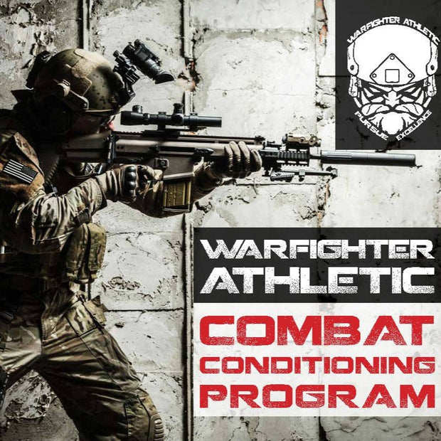 combat conditioning program push up and pull up program military prep