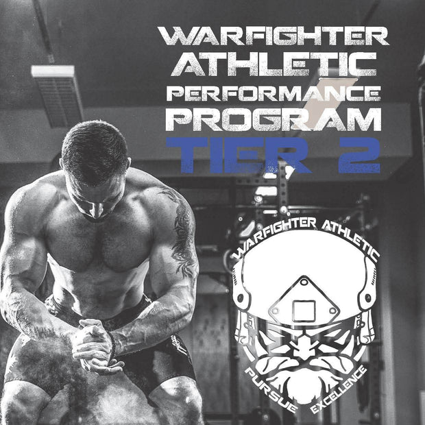 Warfighter Athletic Performance Program Tier 2