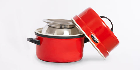 THERMAL RICE COOKER CUM WARMER ALUMINIUM 1 KG