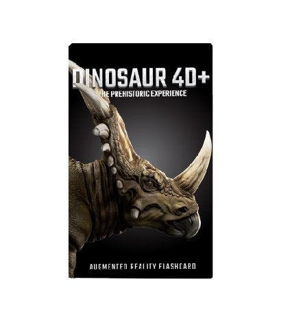 Dinosaur 4 D+ Flashcards