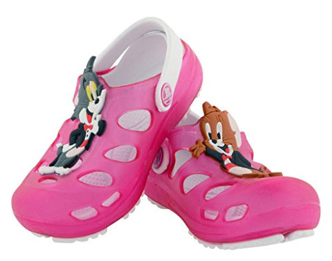 Unisex Kids Casual Eva Clogs (Tom & Jerry) 3 colours