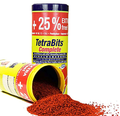 Tetrabits Complete Fish Food For Growth & Health 375Gm/1250Ml