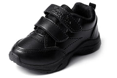 Liberty Unisex School Shoes Black