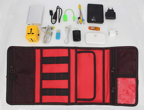 Organizer Bag for all Gadgets, Small Electronics and Accessories & Other Digital Devices