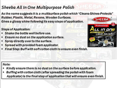 All-in-One Multipurpose Liquid Polish (200 ml)