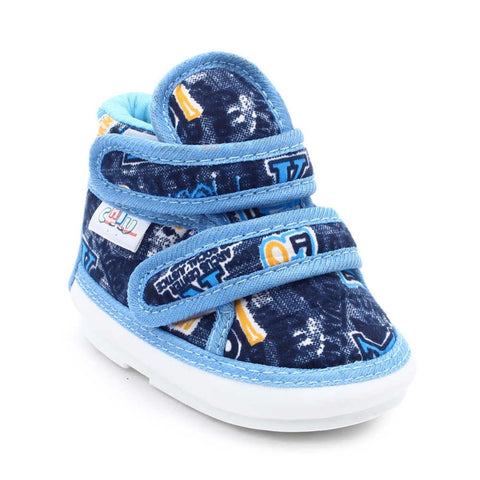 Shoes With Double Strap For Baby Boys & Baby Girls