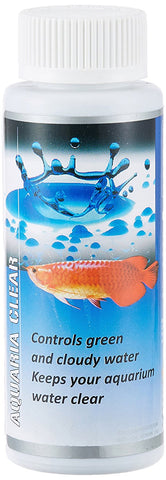 Wild Fish Friendly Aquarium Cloudnes Remover Clear Water Conditioner - 120Ml