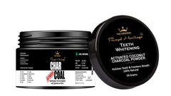 Royal Heritage Coconut Shell Activated Charcoal Tooth Powder 50 Grms