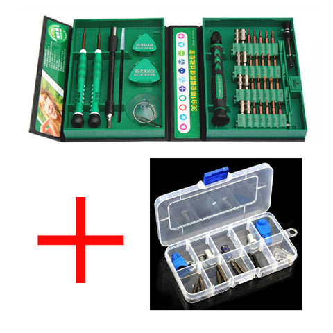Sale Screwdriver Set 38 in1 Repair Tools Kit Precision S2 Alloy S