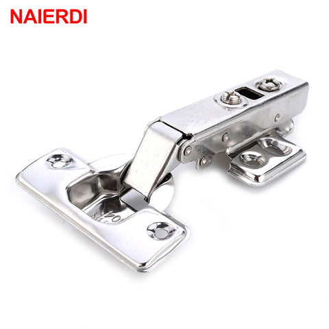 NAIERDI C Series Hinge Stainless Steel Door Hydraulic Hinges Damp