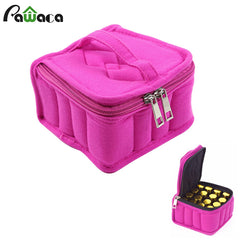 16-Bottle Essential Oil Carrying Holder Case Pack for nail polish