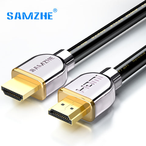 4K*2K HDMI2.0 Cable 1080P HDMI2.0 Cable Gold-plated HDMI2.0 Cable