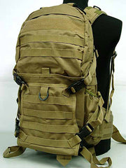 Tac Molle sports bag Patrol Rifle Gear Backpackk Digital ACU Camo