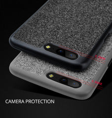 OnePlus 5T Case Original Cotton Cloth Phone One Plus 5T Case Cover Silicone Back Case One Plus 6 5 Coque Oneplus 6 Case