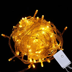 10M 100 LEDs Fairy Lights Holiday Lighting Xmas Holiday Party Out