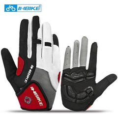 Full Finger Touch Screen Cycling Gloves MTB Bike Bicycle Gloves G