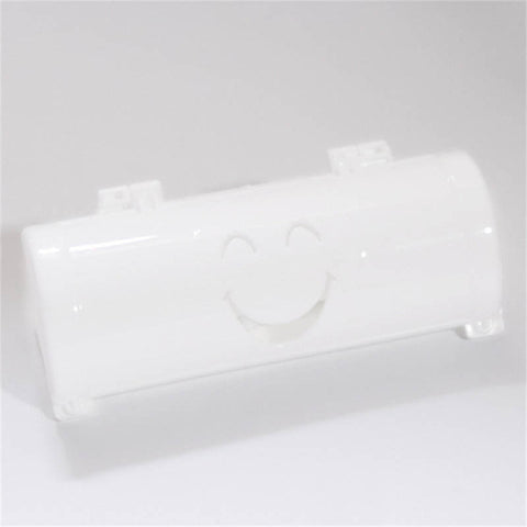 Plastic Candy Color Smile Face Home Eco-friendly Wall-mounted Gar