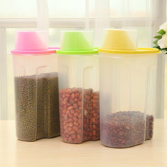 Food-grade PlasticSealed Cans Tank Plastic Food Storage Box Grain