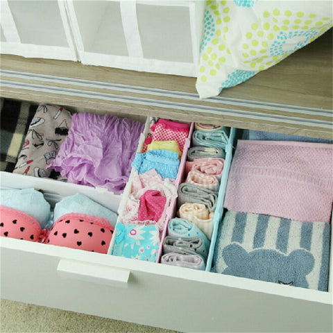 Retractable Adjustable Stretch Plastic Drawer Divider Organizer S