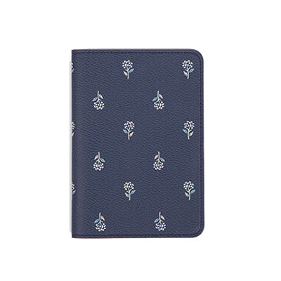 Cute Printing  Women Passport Holder PU Leather Card holder Travel Passport Cover