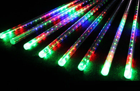 50CM 240LED Meteor Shower Rain Tube LED Christmas Light Wedding P