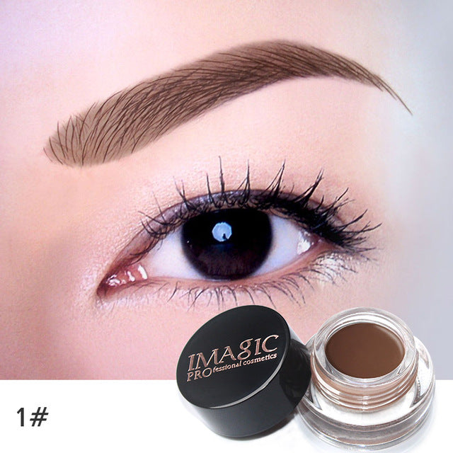 157facffb ... New Arrivals Professional Eyebrow Gel 6 Colors High Brow Tint Makeup Eyebrow  Gel With Brow Brush