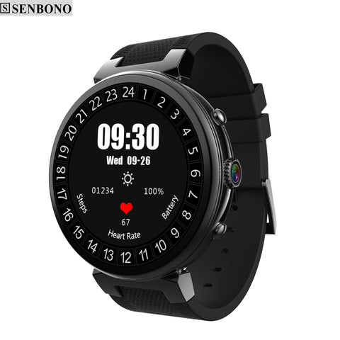 Bluetooth  GPS Smartwatch MTK6580 Android 5.1 OS Smart Watch 3G N