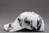 Image of Wholesale 6pcs/lot NEW Printed Cotton Baseball Hat 2017 Womens Wh