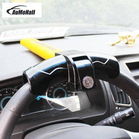 Anti-Theft  Steering Wheel Lock Car/Van Security Rotary Steering