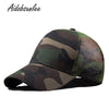 Image of 2017 New Arrival MEN'S HATS Men Camo Baseball Caps Mesh for Sprin