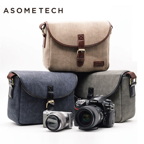 Photo bag	DSLR Camera Bag Digital Gear Bags Shoulder Bag Backpackk