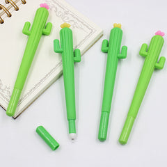 1PCS Cute Creative Cactus Gel Pens Stationery Office School Suppl
