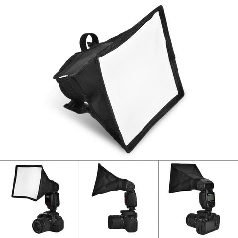 Photography Accessories 15*17cm Portable Multifunctional Soft Box
