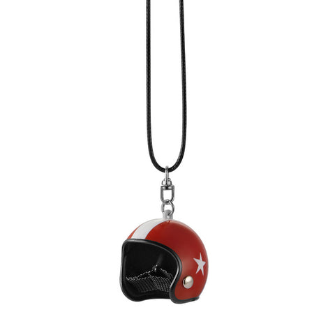 Car Pendant Cute Helmet Rearview Mirror Hanging For Game Of Thron