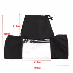Nylon Rain Cover Waterproof Case Photo Photography Accessories Fo